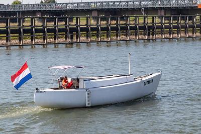 Zeilboot Totanon
