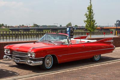 Cadillac de Ville Convertible, 1959