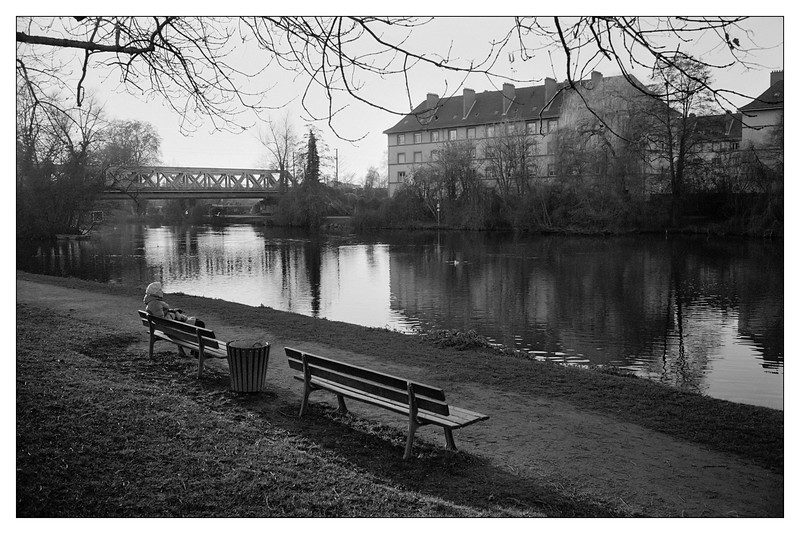 Strasbourg, quai Jean-Pierre Mayno