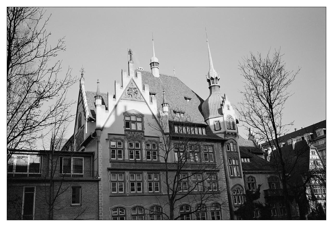 Strasbourg, Les Pontonniers