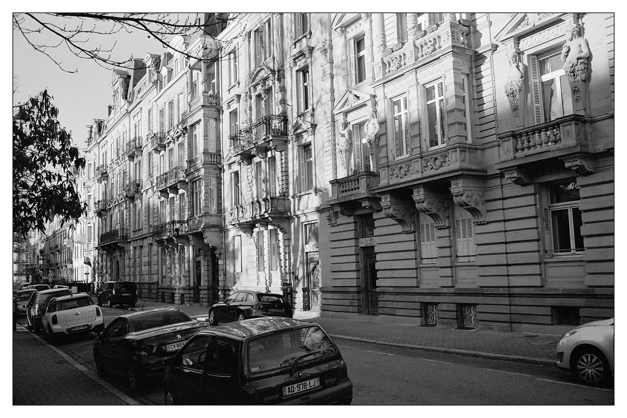 Strasbourg, 37-39 rue du Maréchal Foch