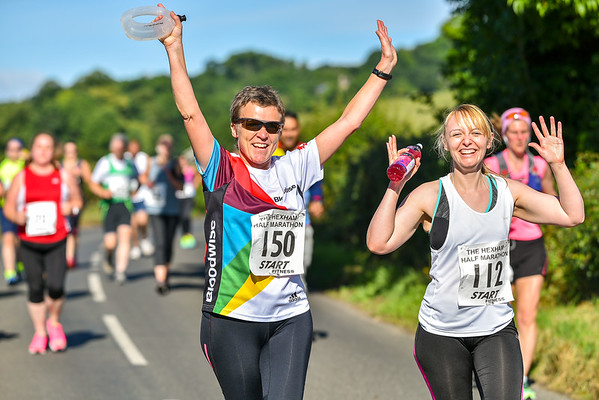 Hexham Half Marathon and 5kmFun Run