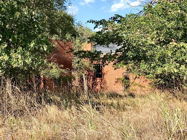 Abandoned school (2020)