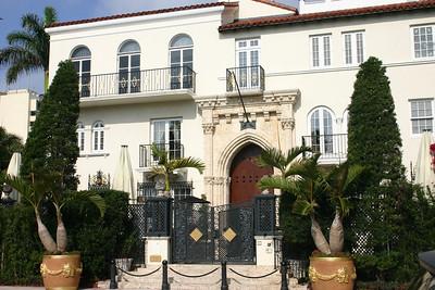 Versace's house