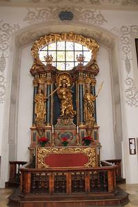 Stadtpfarrkirche Mariae Himmelfahrt in Landsberg am Lech, Germany