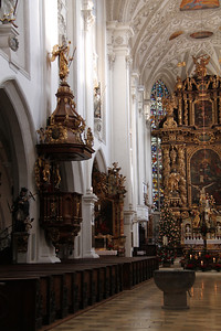 Stadtpfarrkirche Mariae Himmelfahrt in Landsberg am Lech
