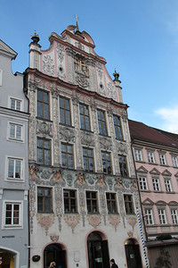 Building in Landsburg am Lech