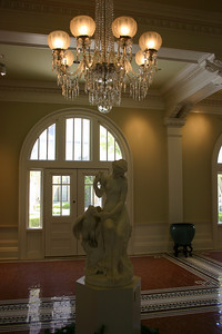 Entryway to The Lightner Museum