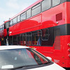 Metroline Volvo B5LH Gemini 3 VWH2302 hard to read fleet number