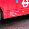 Sullivan Buses Streetlite DF SL92 JJ67 SUL body AQ410 legal lettering