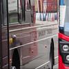 Bus Vannin Volvo B5TL Streetdeck fleet no. 184 body logos
