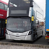Bus Vannin Volvo B5TL Streetdeck fleet no. 183 (1)