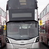 Bus Vannin Volvo B5TL Streetdeck fleet no. 184 (2)