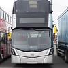 Bus Vannin Volvo B5TL Streetdeck fleet no. 183 (2)