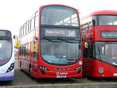 Arriva London DW411 141026 Heysham