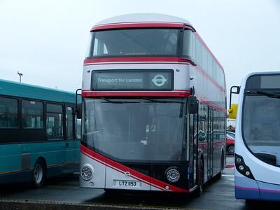 London United LT150 140119 Heysham [nearside]