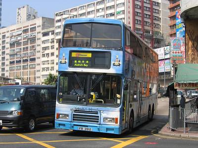 CTB 361 Cheung Sha Wan Oct 04