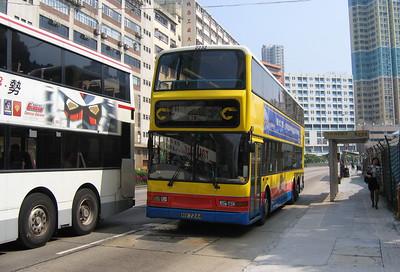 CTB 2232 Cheung Sha Wan Oct 04