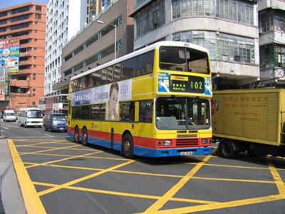 CTB 868 Cheung Sha Wan Oct 04