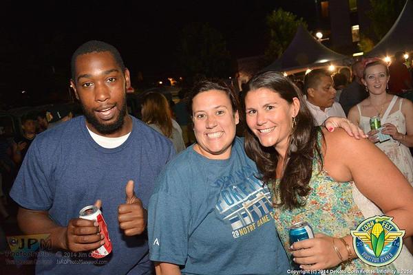 August 30, 2014 @ DeKalb Corn Fest