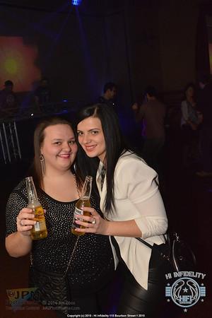 January 30, 2015 @ 115 Bourbon St