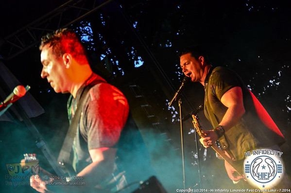 July 4, 2014 @ Crystal Lake Fest