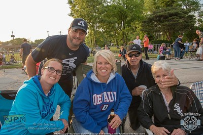 June 8, 2018 @ Tinley Park Music in the Plaza