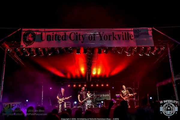 September 4, 2016 @ Yorkville Hometown Days