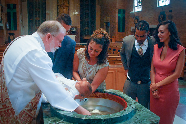 Hi Lites  Kian s Baptism 9-3-16