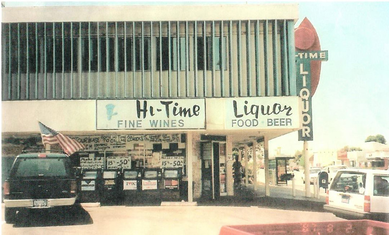 "The ""old"" store at 17th and Irvine..."