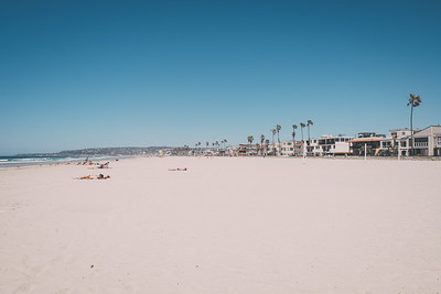 Mission Beach, San Diego