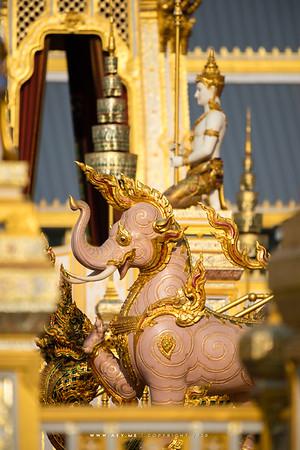 Kajasiha (Mythical Lion-Trunk Nosed)