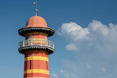 Withun Thasana Tower, Bang Pa-In Palace, Ayutthaya