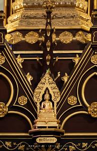 Phra Nirantarai, Phra Ubosot, Wat Niwet Thammaprawat, Bang Pa-In, Ayutthaya