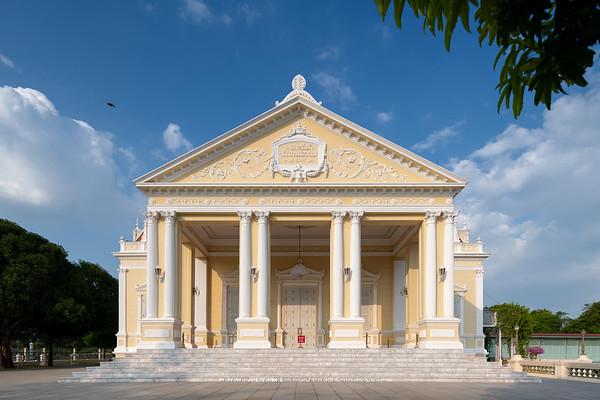 Varopat Piman Throne Hall, Bang Pa-In Palace, Ayutthaya