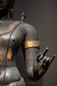 Shiva,Praphat Phiphittaphan Building, National Museum Bangkok