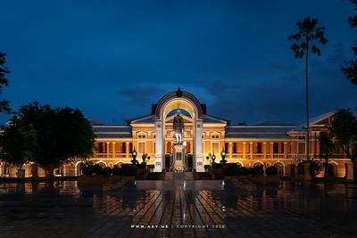 King Rama IV Monument and Saranrom Palace