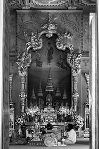 Phra Summa Buddha Panni, Phra Ubosot, Wat Rachathiwat