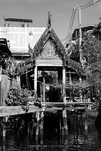 Sala Thai by Klong Bang Khun Thian