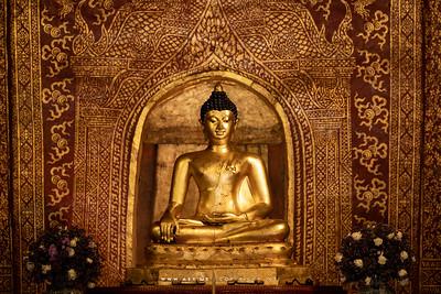 Phra Buddha Sihing, Wat Phra Singh, Chiang Mai