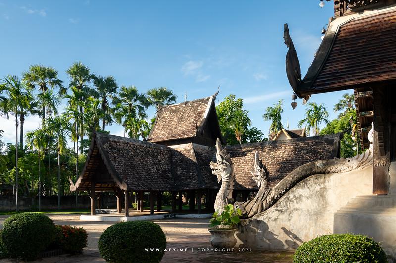 Wat Ton Kwen, Chiang. Mai