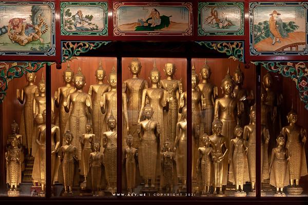 Thai Style Buddha Statue, Wat Leng Noei Yi