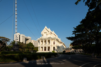 Chulalongkorn University Auditorium