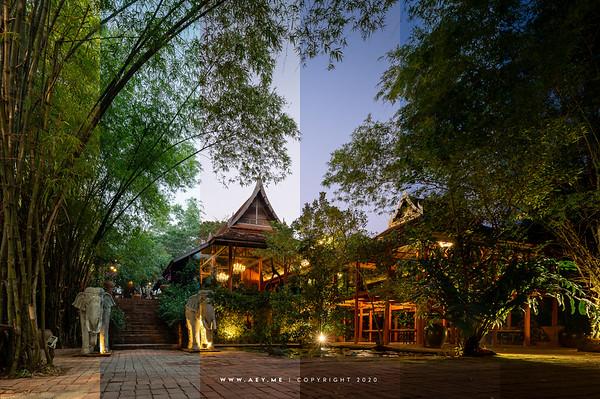 Chef's Table @ Baan Thai Ayutthaya Khlong Sra Bua