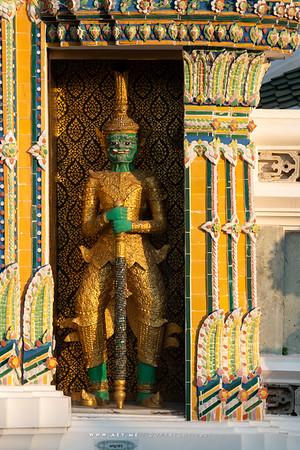 Demon, Wat Pho (Wat Phra Chetuphon)