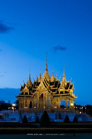 Raun Yod Borom Mangla Nusorani Royal Pavilion, Dusit Palace