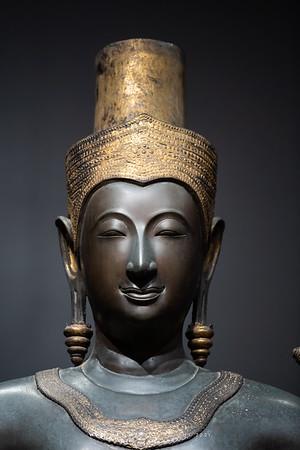 Vishnu, Praphat Phiphittaphan Building, National Museum Bangkok