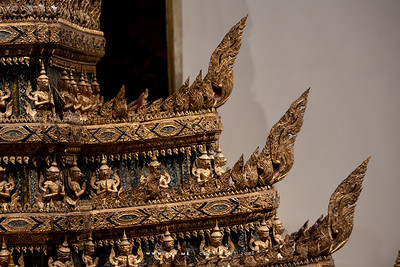 Issara Winitchai Throne Hall, Nationnal Museum Bangkok