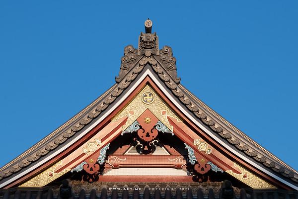Asakusa Temple (Sensō-ji)