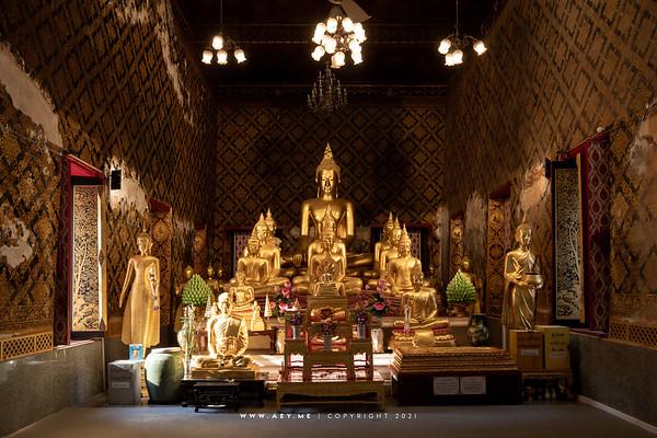 Phra Vihara, Wat Thong Thammachat